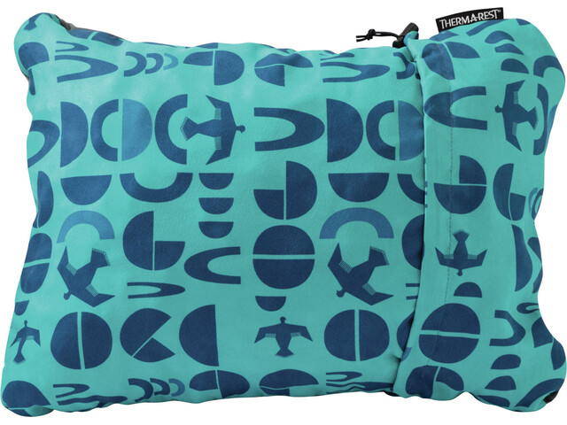 Therm-a-Rest Compressible Pillow Large bluebird
